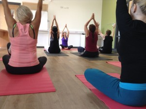 Lunchtime Yoga Liverpool