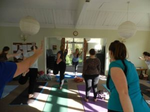 Yoga Retreat Cambridge