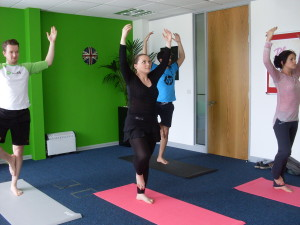 Corporate Yoga Liverpool
