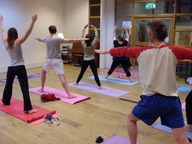 Group Yoga Liverpool