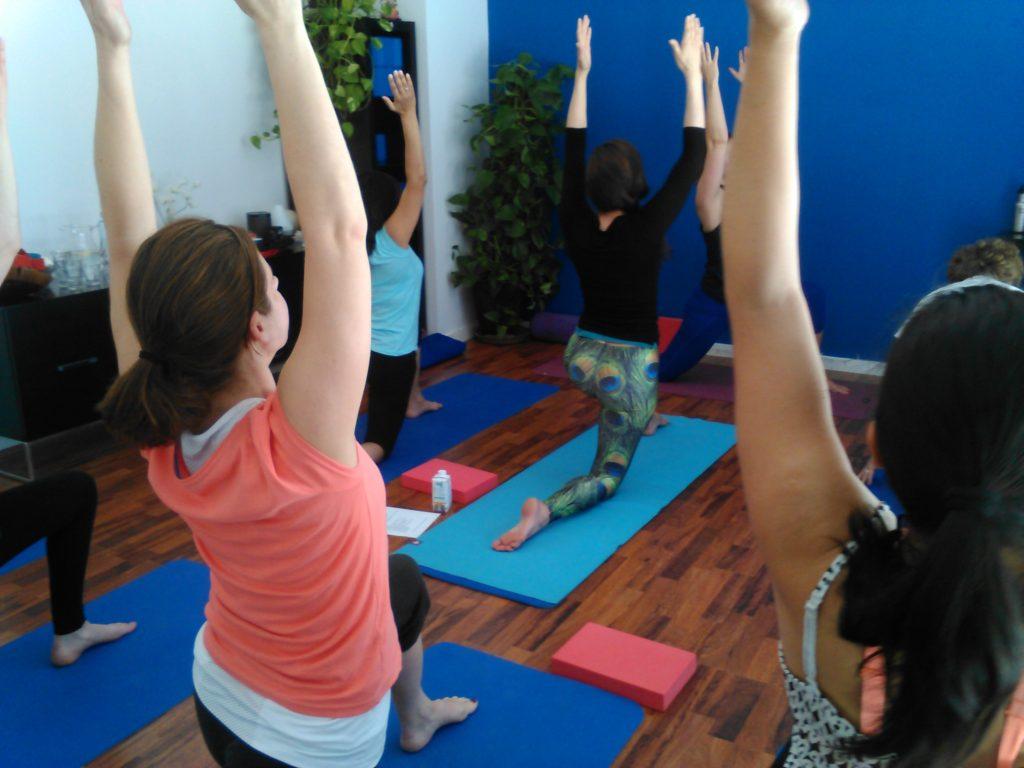 1 Day Yoga Retreat London