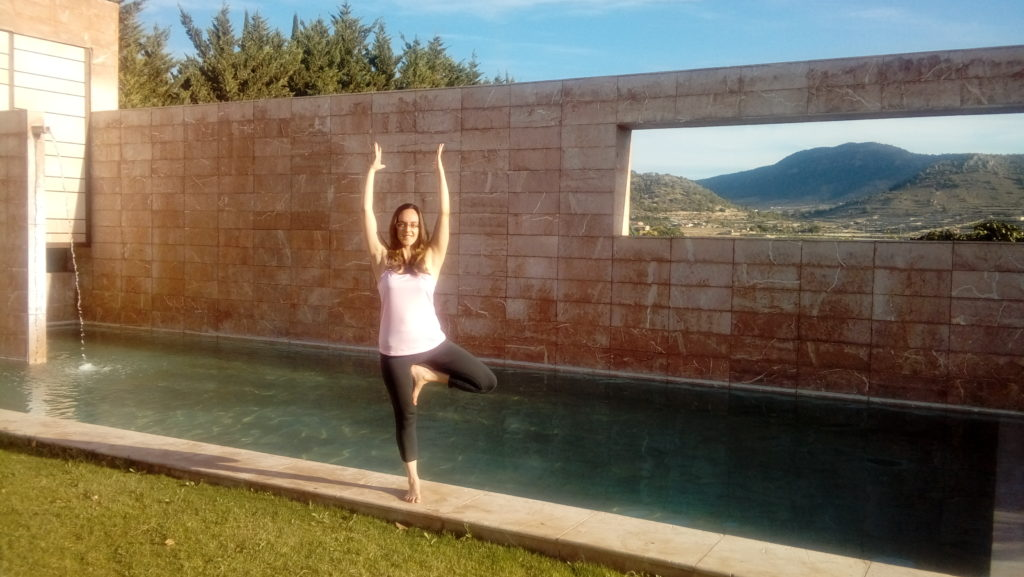 Yoga Retreat Spain Rosanna